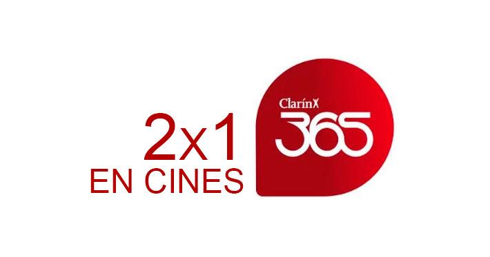 Clarin 365 2x1 En Cines Promociones En Cines